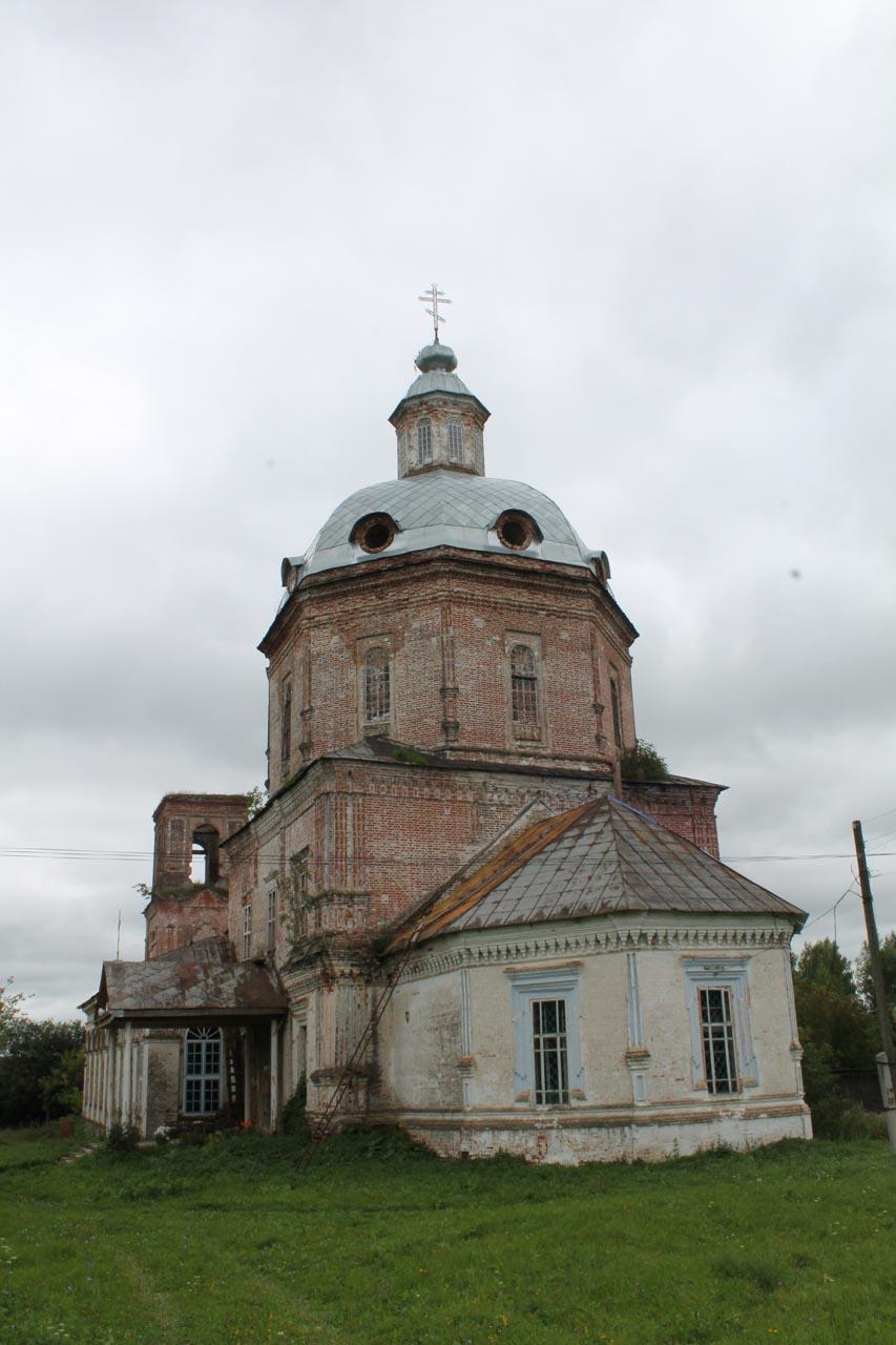 Казанская церковь-2