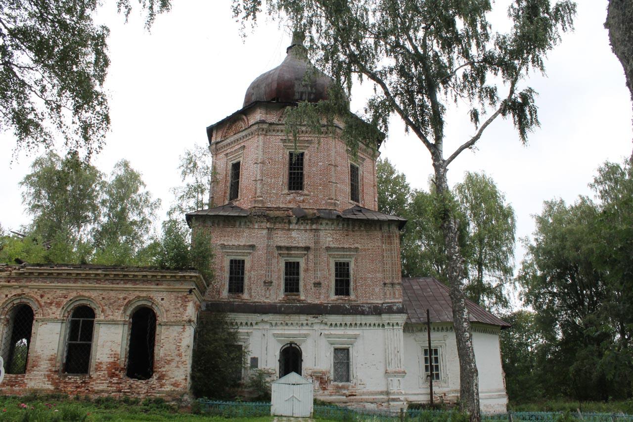 Спасская церковь-2 с. Ошеть
