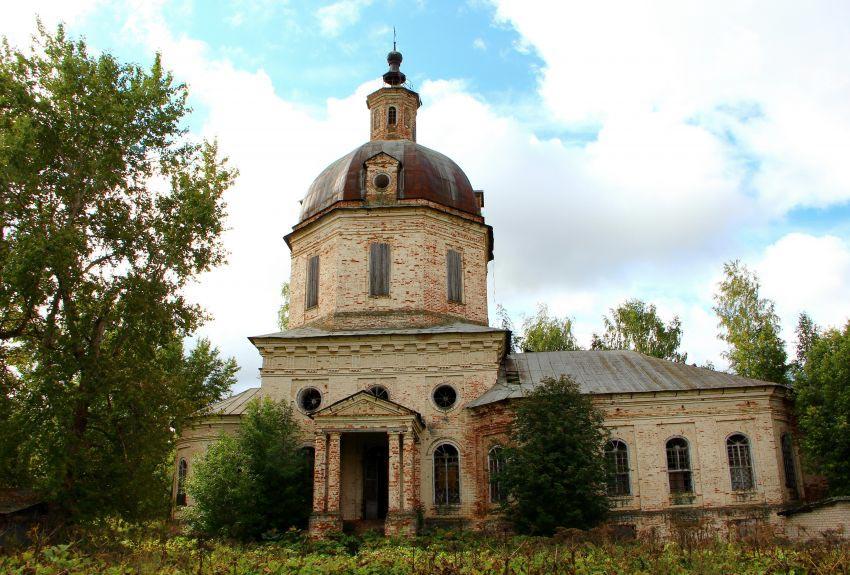 церковь Сошествия Св. Духа с. Ильинское (2)